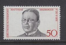 WEST GERMANY MNH STAMP DEUTSCHE BUNDESPOST 1975 MATTHIAS ERZBERGER  SG 1723
