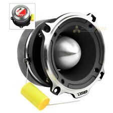 "DS18 PRO-TW420 Single 1.75"" Super Bullet Tweeter Black 550 Watts Max Power 4 Ohm"