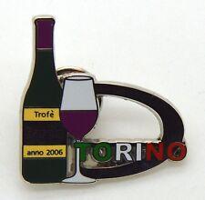 Pin Spilla Torino 2006 - Vino Barolo