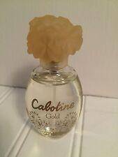Cabotine Gold Perfume by Parfums Gres 1.69 oz Eau de Toilette Women no box