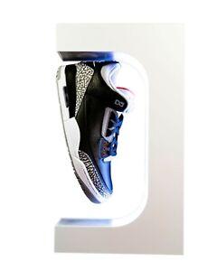New Levitating Shoe Display - KISE STUDIO. Ships From USA. New Version [White]