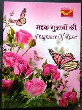 FRAGRANCE OF ROSES PHILATELIC STAMPS IN COVER PACKING WITH ROSE FRAGRANCE:FREE S