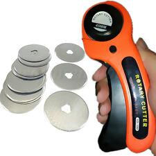 20pcs 45mm Rotary Cutter Blades Fit Olfa Fiskars Clover + 1pc 45mm Rotary Cutter