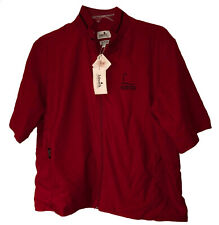 Nwt 2005 Senior Open Ashworth Weather Systems Ss Windbreaker Ncr Country Club L