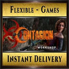 Contagion - Steam CD-Key Digital Download [PC] Instant Delivery
