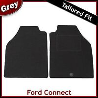 FORD TRANSIT CONNECT Mk1 2002-2013 Tailored Carpet Car Floor Mats GREY