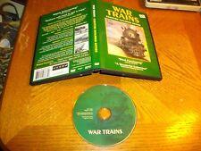 War Trains (DVD, 2004)