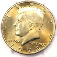 1972 Kennedy Half Dollar (50C Coin) - PCGS MS67 PQ - Rare in MS67. $1,425 Value!