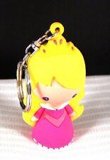 "Very Nice 2.5"" Pvc Girl Princess Style Keychain"