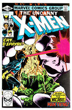 X-MEN #144 (NM) Man-Thing Cover Story Appearance! High Grade 9.4 Bronze-Age 1981