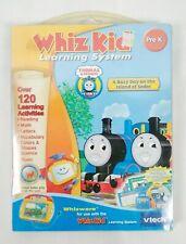 Vtech Whiz Kid Learning System Whizware Thomas & Friends Math Letters Pre K