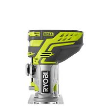Ryobi ONE+ Trim Router 18-Volt Cordless Woodworking Base Edge Cut Trim Tool Only