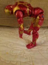 Amazing Yamaguchi Revoltech Figure Iron Man Bleeding Edge Armor No. 013/ 23491
