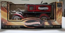 Craftsman 1/25 scale LIMITED EDITION 1928 Chevy truck bank NIB!!!