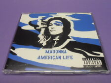"5"" SINGLE CD MADONNA-American Life (l-560) 3 TRACKS GERMANY 2003"