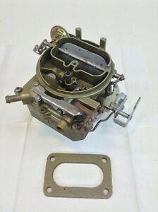 HOLLEY 2210 CARBURETOR R6452 1973 CHRYSLER DODGE PLYMOUTH 360-400 ENGINES