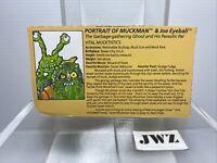 MUCKMAN & JOE EYE BALL - File Card - TMNT - Teenage Mutant Ninja Turtles - 🔥🔥