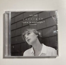 "Taylor Swift Cardigan ""Cabin in Candlelight"" Edition Single CD IN HAND FREE SHIP"