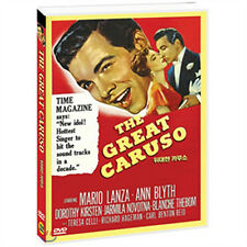 The Great Caruso (1951) Richard Thorpe, Mario Lanza / DVD, NEW