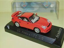 PORSCHE 911 GT2 Rouge SOLIDO 1570