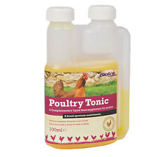 Poultry Tonic 100ml - Vitamins for Chickens