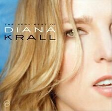 The Very Best Of Diana Krall by Diana Krall (CD, Sep-2007, Verve)