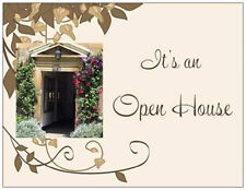20 Open House Party Invitations Postcards
