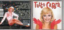 RAFFAELLA CARRA raro 2 CD fuori catalogo TUTTO CARRA' 1999