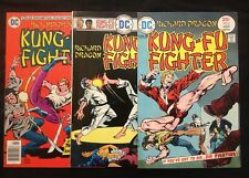 KUNG-FU FIGHTER #2,4,13