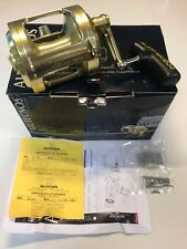 Alutecnos Albacore 50 Gold SAL05000a Lever Drag Conventional Reel