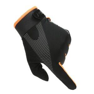 Full Finger MTB Sport Shockproof Cycling Gloves Anti-slip Breathable Bike Gloves