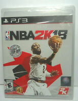 NBA 2K18 Early Tip-Off (Sony PlayStation 3) PS3 BRAND NEW SEALED