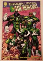 1999 DC Comics Green Lantern The New Corps Book # 1 Of 2 Graphic Novel Paperback