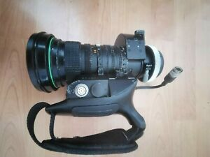 Canon J18X9B3 IRS II-A 13X                       9-117MM Lens for ikegami HL-79E