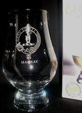 CLAN MACKAY SCOTCH MALT WHISKY GLENCAIRN TASTING GLASS
