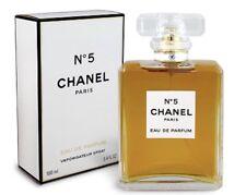 NIB Chanel No 5 EDP 3.4 fl oz ~ 100 ml Eau De Parfum - Perfume Spray NEW
