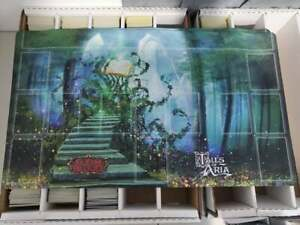 Mark Poole Tales of Aria Promotional Playmat Flesh And Blood Rudy Exclusive