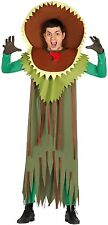 Mens Cactus Carnivorous Plant Halloween Stag Do Fancy Dress Costume Size Large