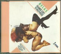 Frankie Goes To Hollywood - Relax 3 Tracks Island Cd Perfetto