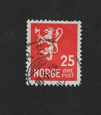 Norway Stamp 1946 Old National Arms 25 ore (E1)