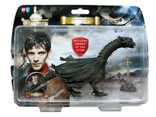 The Adventures of Merlin Dragon With Sword in Stone Limited Edition Action Figur