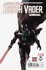 MARVEL COMICS STAR WARS ANNUAL N°1 ANNEE 2015 - VO FIRST DIGITAL EDITION #1