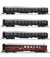 Roco 64194 Personenwagen Schwabenpfeil DB 4x H0