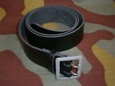 Cinturone da ufficiale tedesco, feldbluse cintura Wehrmacht officer leather belt