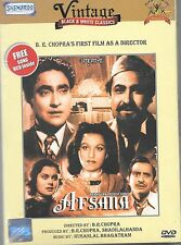 AFSANA + FREE SONGS VCD - NEW ORIGINAL BOLLYWOOD DVD