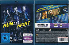 RUN ALL NIGHT --- Blu-ray --- Actionthriller --- Liam Neeson --- Ed Harris ---