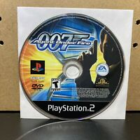 James Bond 007 Agent Under Fire (PS2 PlayStation 2) - DISC ONLY - Tested