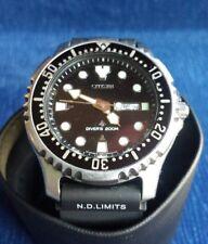 Citizen ProMaster divers 200m reloj Náutico reloj de cuarzo