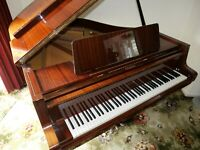 MODERN Petrof Baby Grand Piano SUPERB CONDITION! Over £30k new VIDEO AVAILABLE