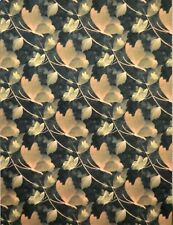 2 x A4 Black/Sepia Butterfly Patterned Backing Paper NEW